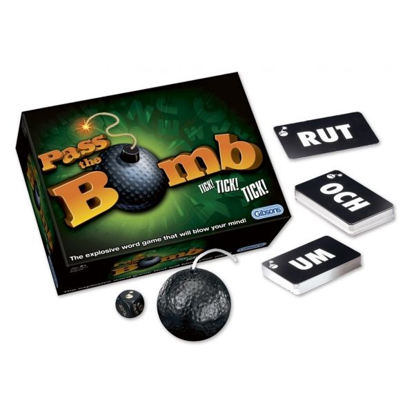 Pass the Bomb $32