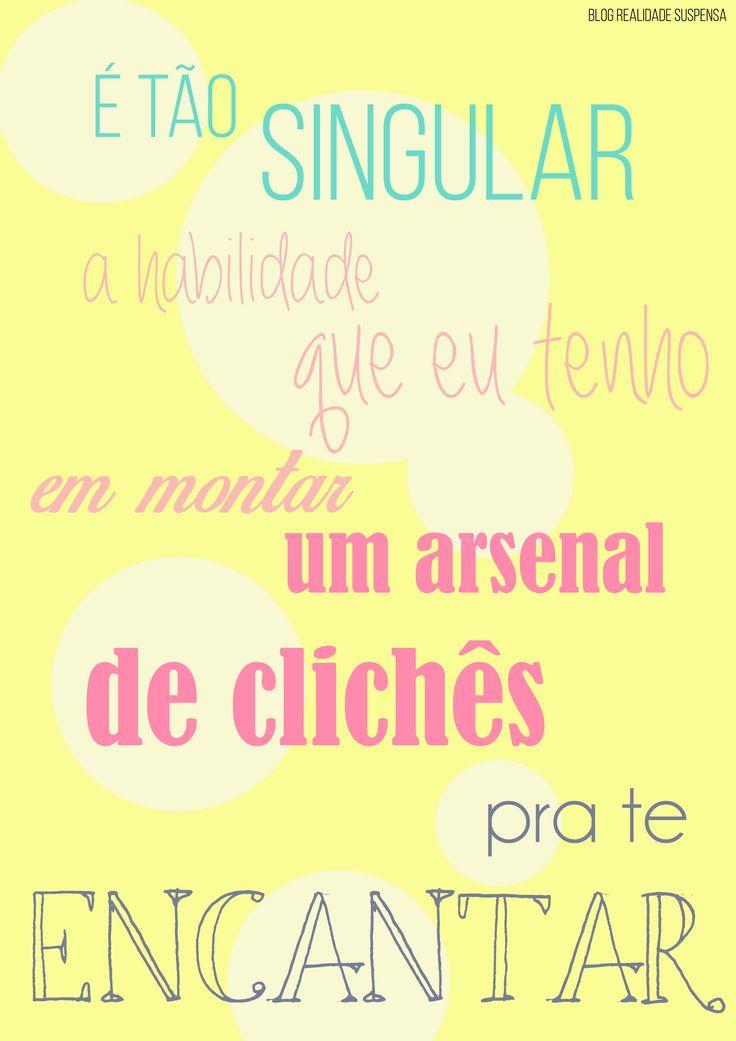 Cartaz feito por mim baseado na letra da música Singular da dupla de Pop Rural AnaVitória #cartaz #letrademusica #freebie #paraimprimir #poprural #anavitoria #posters #design