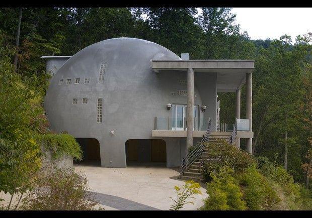 Monolithic Modern--Asheville, North Carolina