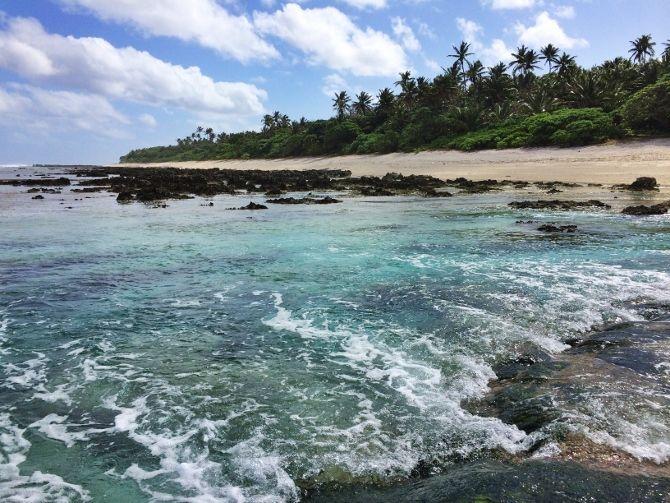 Ha'aluma Beach - Eua, Tonga