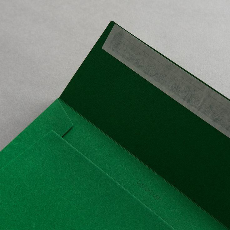 Colorplan Hüllen DIN C5 Billardgrün