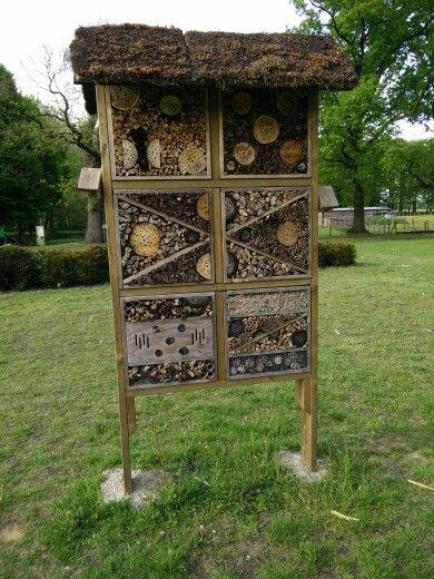 Bijenhotel, insectenhotel