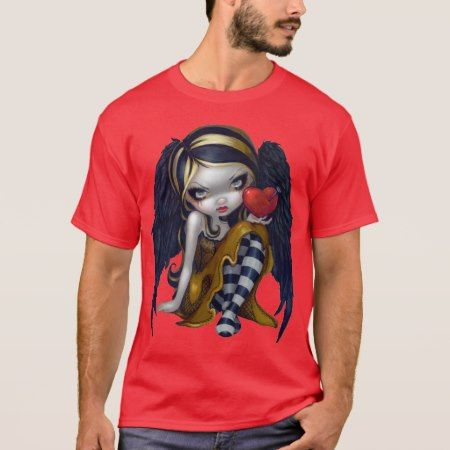 Heart of Nails SHIRT gothic valentine fairy - tap, personalize, buy right now!