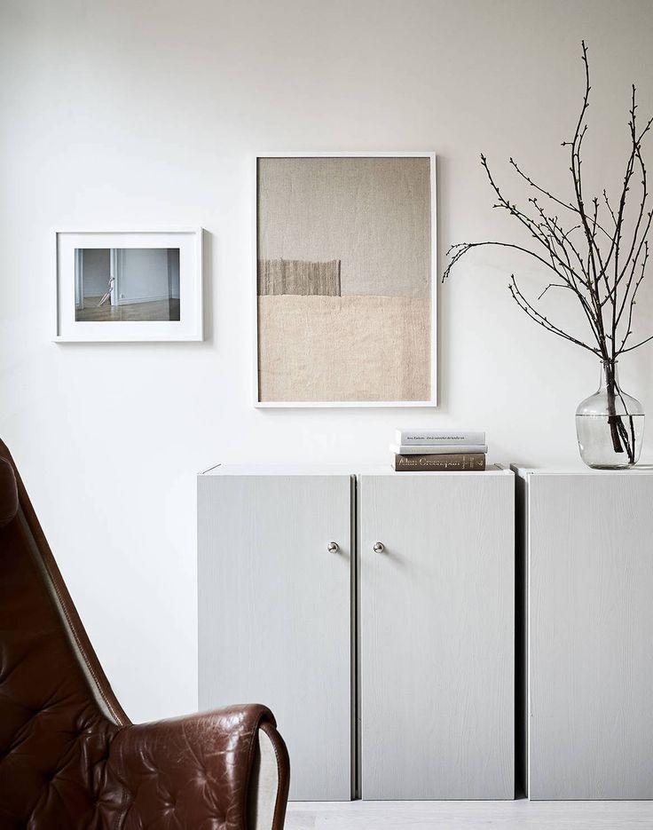 Home in a calm color palette - via Coco Lapine Design blog