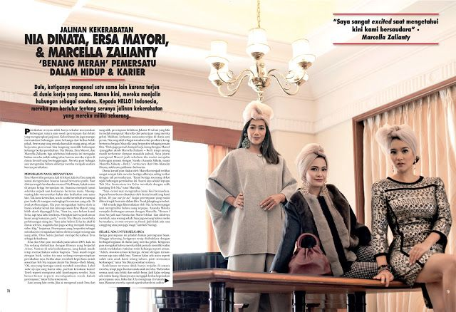 Gravity Around Me: Jalinan Kekerabatan Nia Dinata, Ersa Mayori, & Mar...