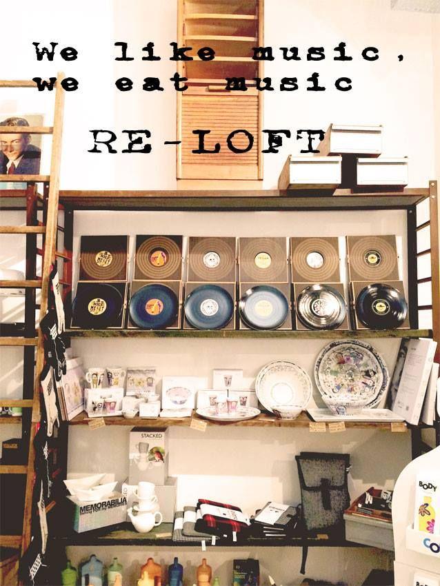 Longplate available @ Reggio Emilia, Italy - store