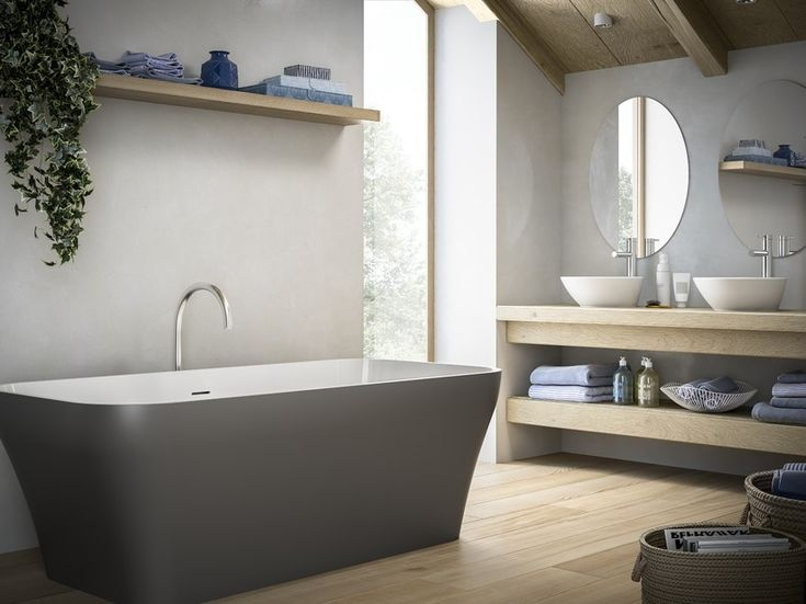 912 best SALLE DE BAIN images on Pinterest | Bathroom fixtures ...