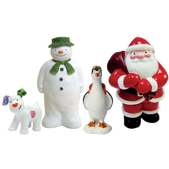 Snowdog Cake Decoration : 17 Best images about Snowman/Snowdog Cake Decorations on ...