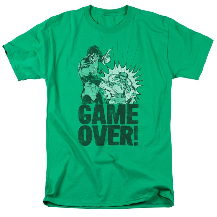 Green Lantern: Game Over T-Shirt