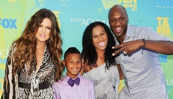 'I have him all to myself now' – Lamar Odom's daughter slams Khloe