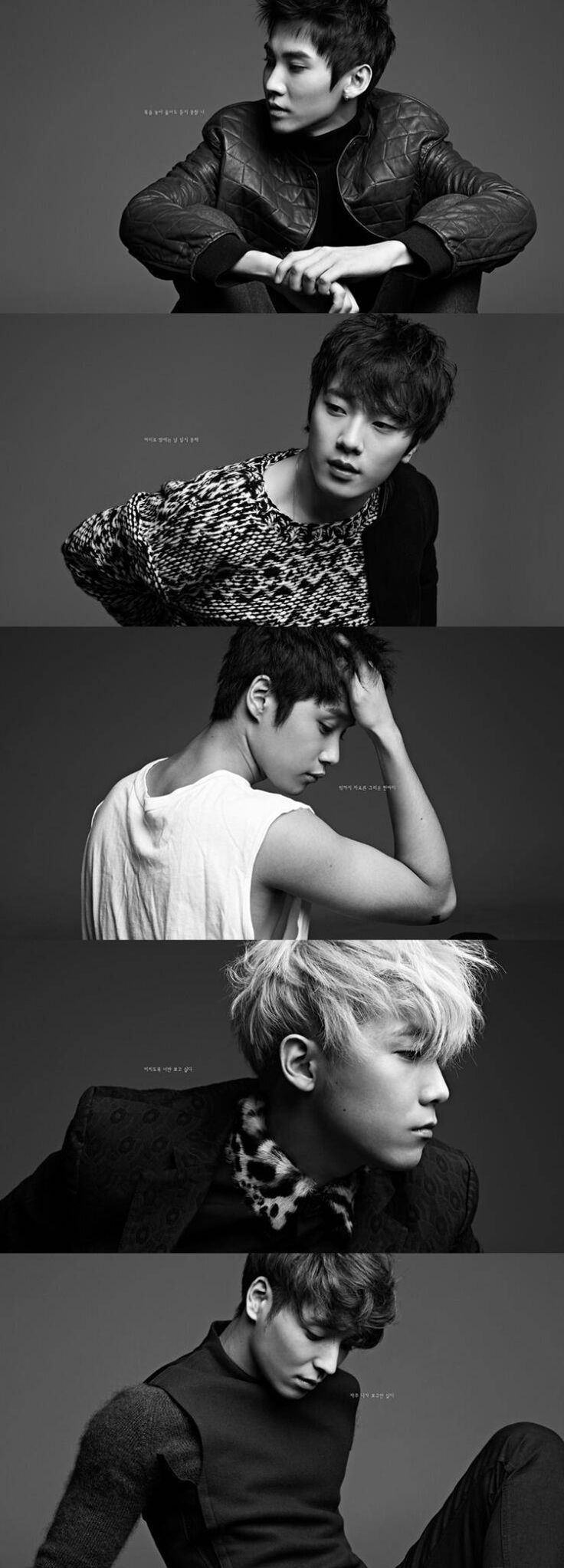 F.T. Island reveals image teasers for 'The Mood' album