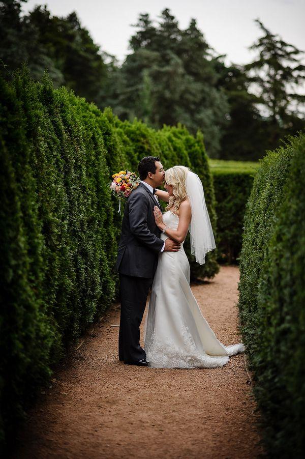 illinois real wedding