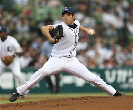 Yusei Kikuchi (Saitama Seibu Lions)