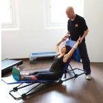 Pancafit valido strumento per la ginnastica posturale, per le problematiche legate alla colonna, per migliorare la propria flessibilità ed elasticità . A Bologna ginnastica posturale con il personal trainer