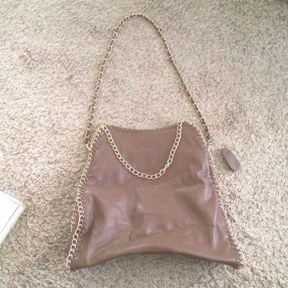 Oversized handbag Oversized handbag with chains / brand new Bags Shoulder Bags