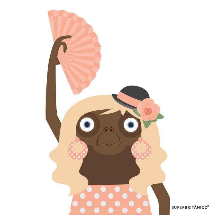 Conclusión, aunque E.T. se vista de gitana, E.T. se queda. 💃