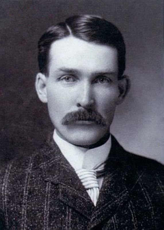Baxter Warren Earp sometimes called a trouble maker, and probably the most unheralded of the Earp brothers, Warren seemed to get in trouble often. It has always puzzled me why Warren Earp stayed in Wilcox, Arizona after all the trouble the Earp's had in Tombstone. He was shot to death at the Headquarter Saloon in Wilcox in July of 1900 and is buried in the Wilcox Cemetery.