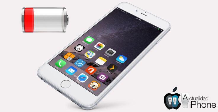 ¿Tendrá el iPhone 6s una batería menor que la del iPhone 6? - http://www.actualidadiphone.com/tendra-el-iphone-6s-una-bateria-menor-que-la-del-iphone-6/