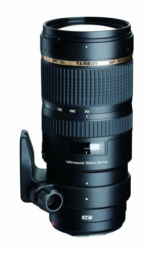 Tamron Sp 70-200Mm F/2.8 Di Vc Usd Telephoto Zoom Lens For Canon Ef Cameras, 2015 Amazon Top Rated Lenses #Photography