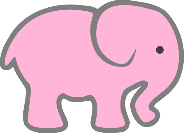 Elephant Template Printable - Bing Images