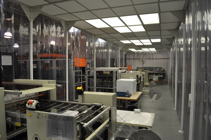 Inside the Cleanrooms