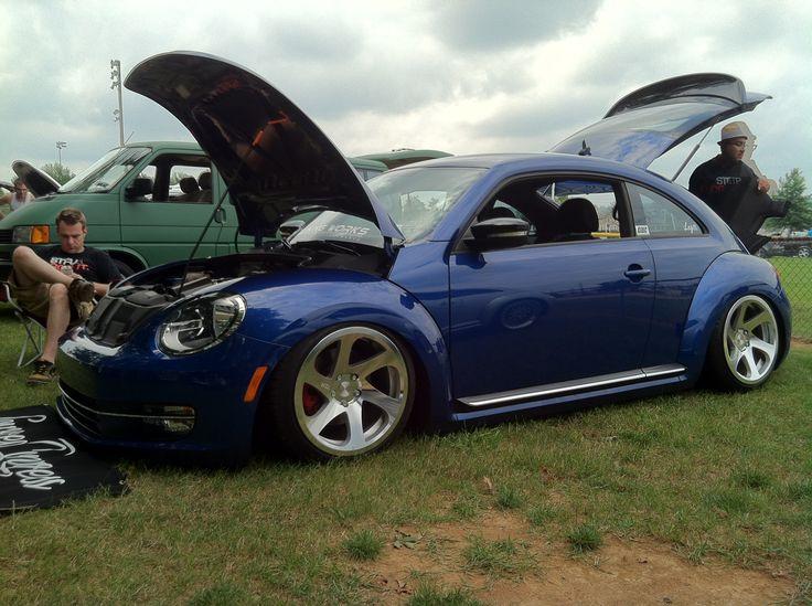cult classic 13 slammed beetle on 3sdm 006 wheels