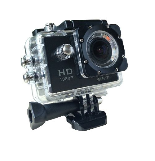 SJ4000 WIFI Action Camera The SJ4000 WIFI is a multipurpose action camera which can record video at 1080p x 30 FPS and take 12 MP photographs. It is water-resistant up to 30m when used with housing. It is jam-packed with lots of additional gadgets. Below we have a low light video comparison between the Lifecam SJ4000 WIFI