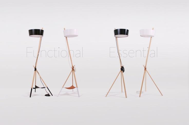 MARQ / productos / colección lámparas KA / Woodendot http://marq-gzgz.blogspot.com.es/