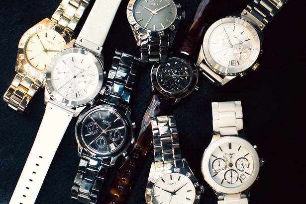 Own An Extensive Watch Collection