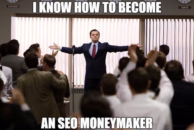 Become an SEO Moneymaker with an SEO Master's Course