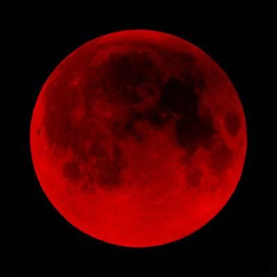 O que é Lua de Sangue e Fotos