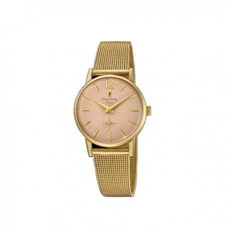 F20259-2 RETRO GOLD Reloj de mujer en la Tienda Online FESTINA  $ 5.572,27