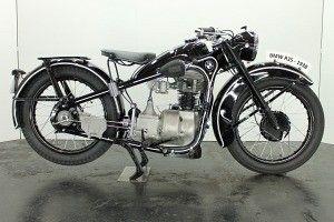 BMW R35 1938 350cc 1 cyl ohv