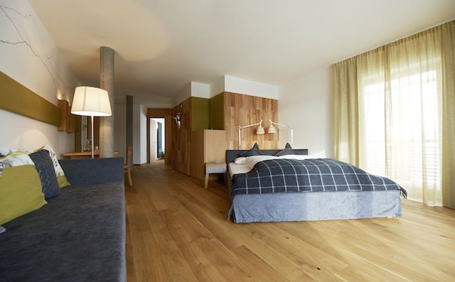 Hotel ecosostenibile Trentino-Alto Adige: ClimaHotelGitschberg - PiuTurismo