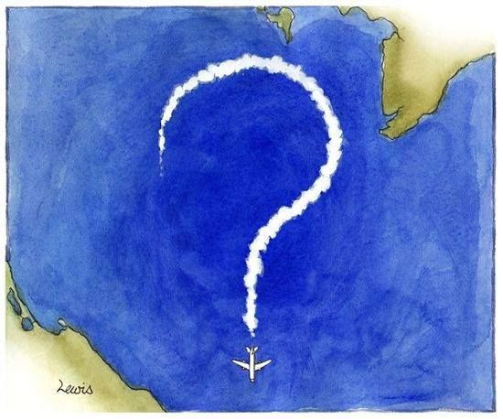 Mystery of MH370, the Malaysian Airlines plane