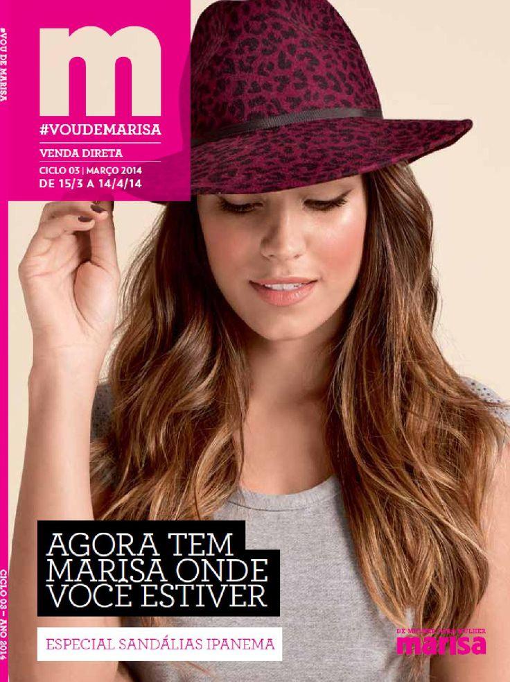 Catálogo Marisa Venda Direta Março 2014Catálogo Marisa Venda Direta. Seja uma Consultora de Moda e Estilo. Ganhos ilimitados na revenda sem ...