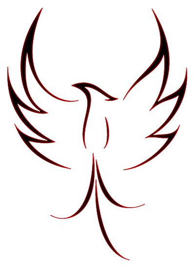 Pin Simple Phoenix Would You Be So Kind As To Draw Me A Tattoo Imgur ...
