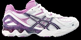 Asics have specifically designed a footwear range for netball (and just quietly I think they make me run faster on the netball court!).