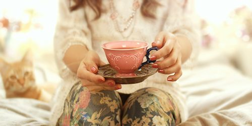 Has your life not been good lately? Mine too! Here is how a friend and tea helped me turn it around with the power of friendship
