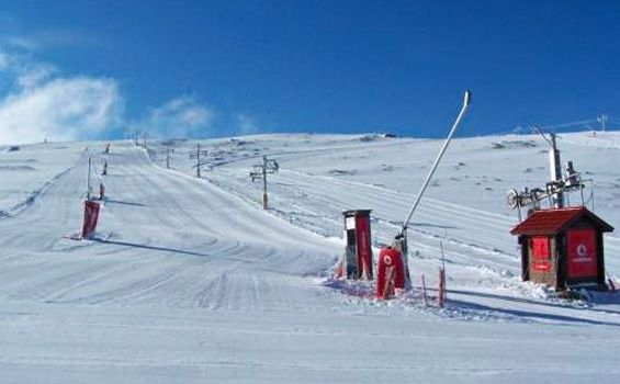 Estância de Ski Vodafone in Seia, Guarda.  Ever thought of skiing in Portugal?  It might not be your first choice of destinations, but its certainly getting great reviews!