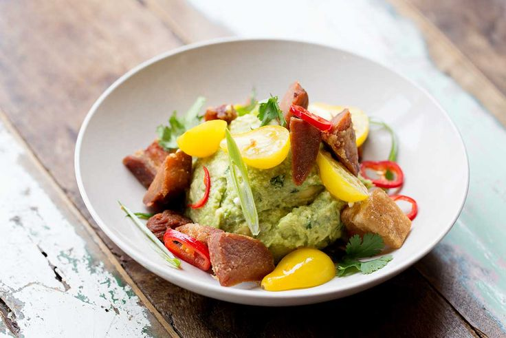 The Painted Burro features an exciting seasonal menu that highlights the diverse cuisines of Latin America.