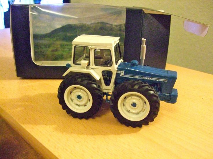 DBP County 1164 tractor britains scale 1/32nd   eBay