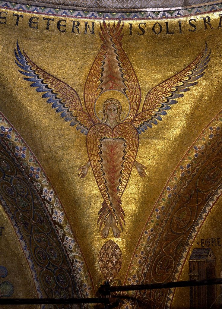 cherubim | bestiary of MYTH | Seraph angel, Orthodox icons ...