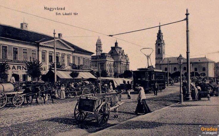 Piata Sf Laszlo, Azi Piata Unirii 1918
