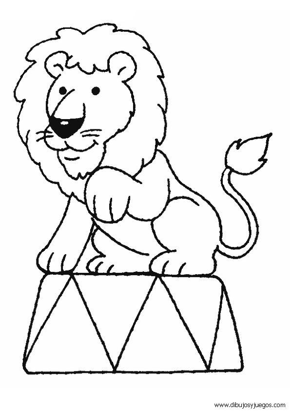 Circo Animales Leones 001gif