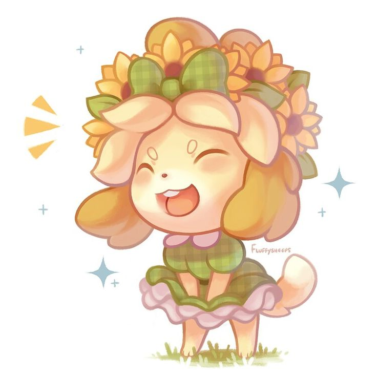 13++ Isabelle animal crossing cute images