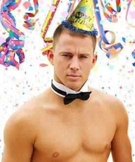 Happy Birthday Channing Tatum!