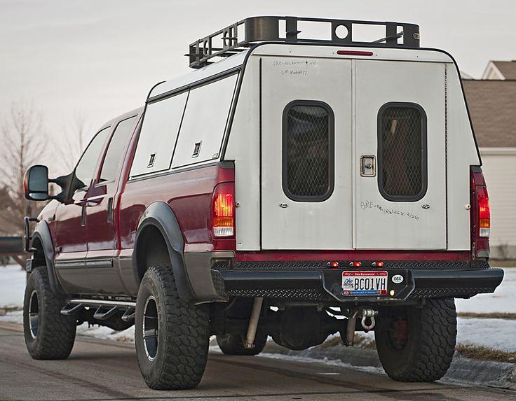 12 Best Truck Campers Images On Pinterest Camper