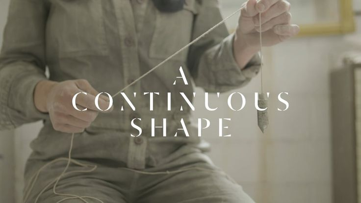 A Continuous Shape by Eyes & Ears