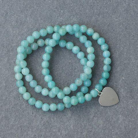 Dreamy Amazonite Bracelet